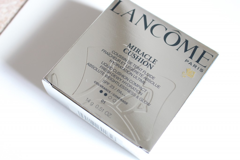 miracle cushion lancôme